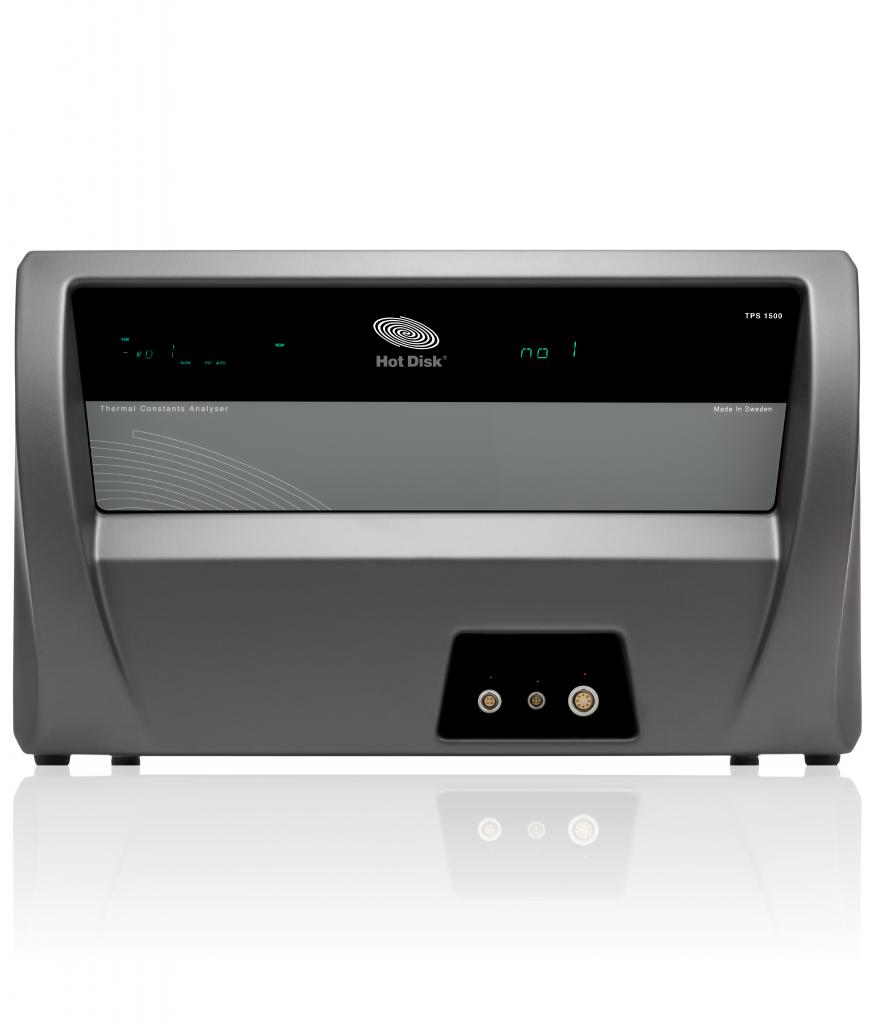 Hot Disk Tps 1500 Heat Sensor Automatic Temperature Control